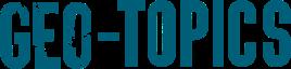 logo Geo topics